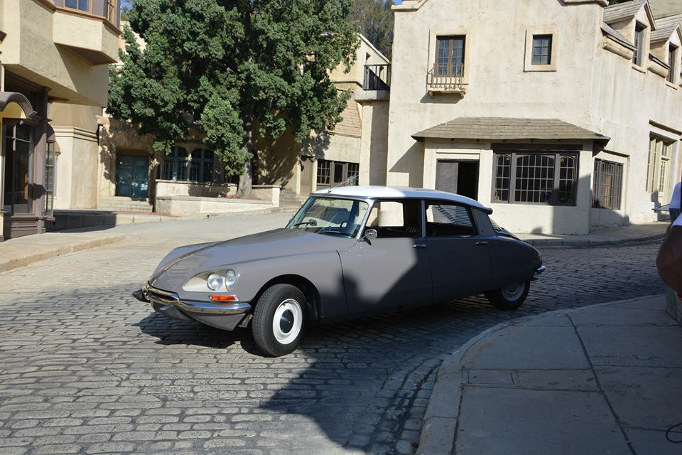 Jeff's citroen ds
