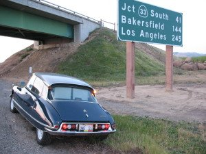 I-5 southbound