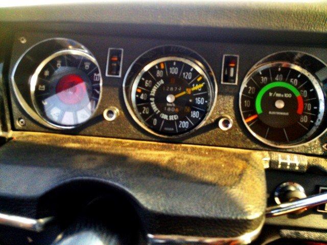 Citroen DS at 140 (KPH… not MPH)