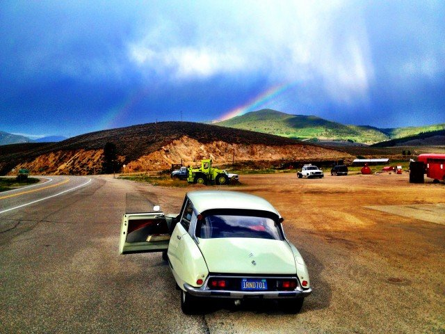Road Trip rainbows.