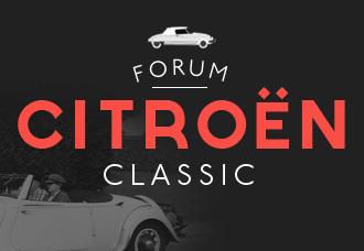 Citroen Classic Forum