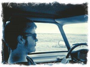 1971 Citreon DS roadtrip