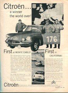 citroen DS vintage advertising 5